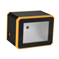 Aibecy штрих-код устройство для сканирования Omnidiretional штрих-код платформа для сканера 1D/2D/QR сканер для считывания штрих-кода Презентация