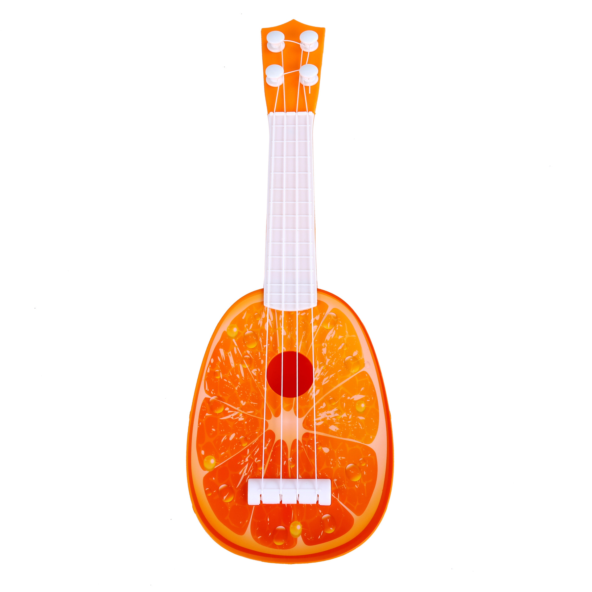Fashion Fruit plastic Guitar Ukulele Musical Instrument Educatonal