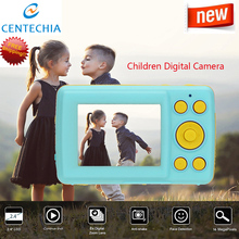 2.4HD Screen Mini Digital Camera HD 16MP Anti-Shake Face Detection Camcorder Blank video camera Digital Portable Cute Child(China)