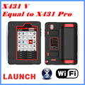 Original LAUNCH Tablet PC Diagnostic Tool X431 V X-431 WiFi/Bluetooth Diagnostic Scanner Same Function X431 Pro Diagnostic-Tool