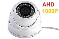 2.0megapixel outdoor waterproof Sony322+2441H cctv ahd camera 1080P with 2.8 12mm varifocal lens