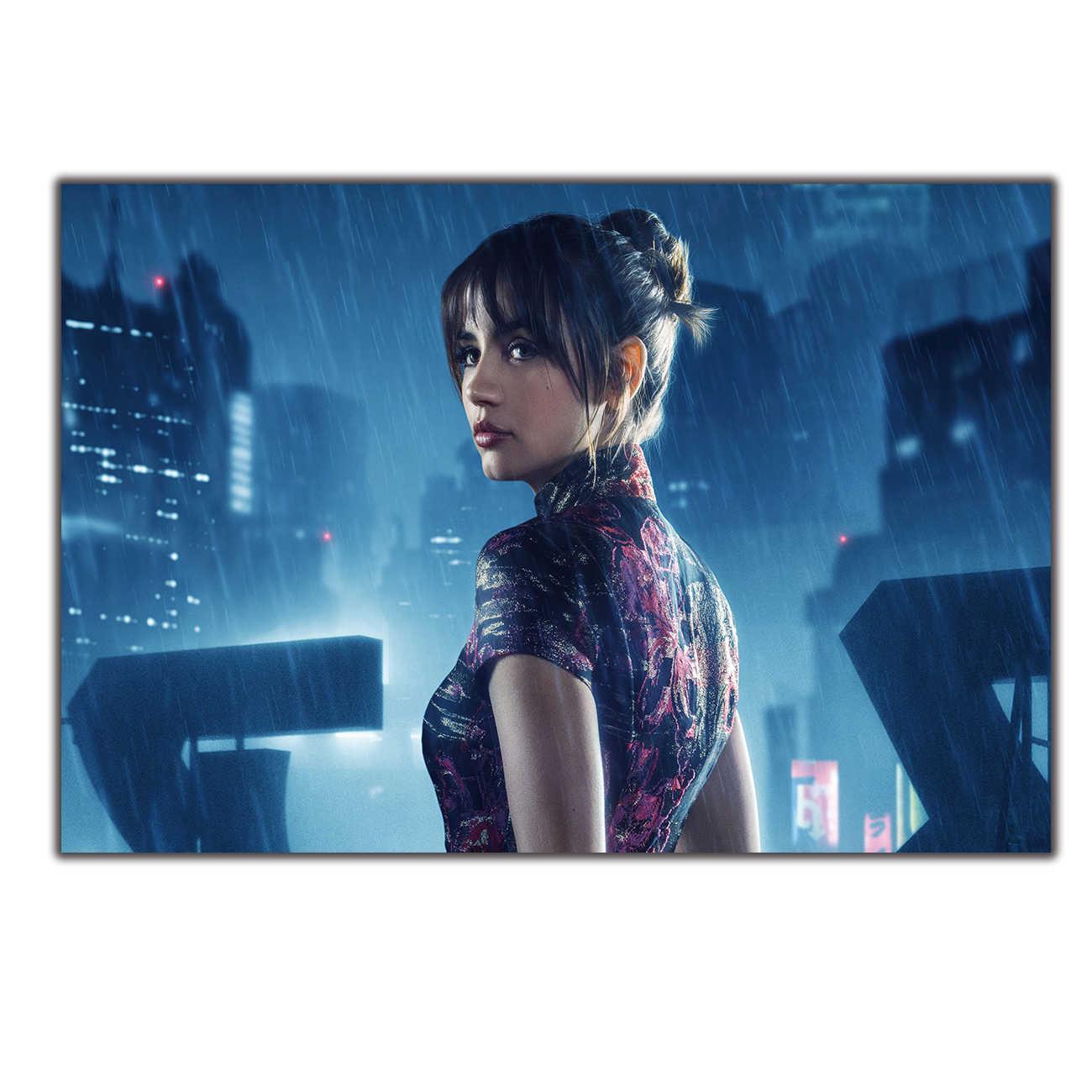 Details about  /Costom Poster Ana de Armas Blade Runner Movie 12x18 27x40 Art Silk