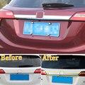 BBQ @ FUKA 1 шт. ABS Подходит для Honda HR-V 2014-2018 хромированная Задняя Крышка багажника ручки двери отделка Литье декоративные аксессуары