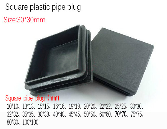 Plastic Thread Protector Caps