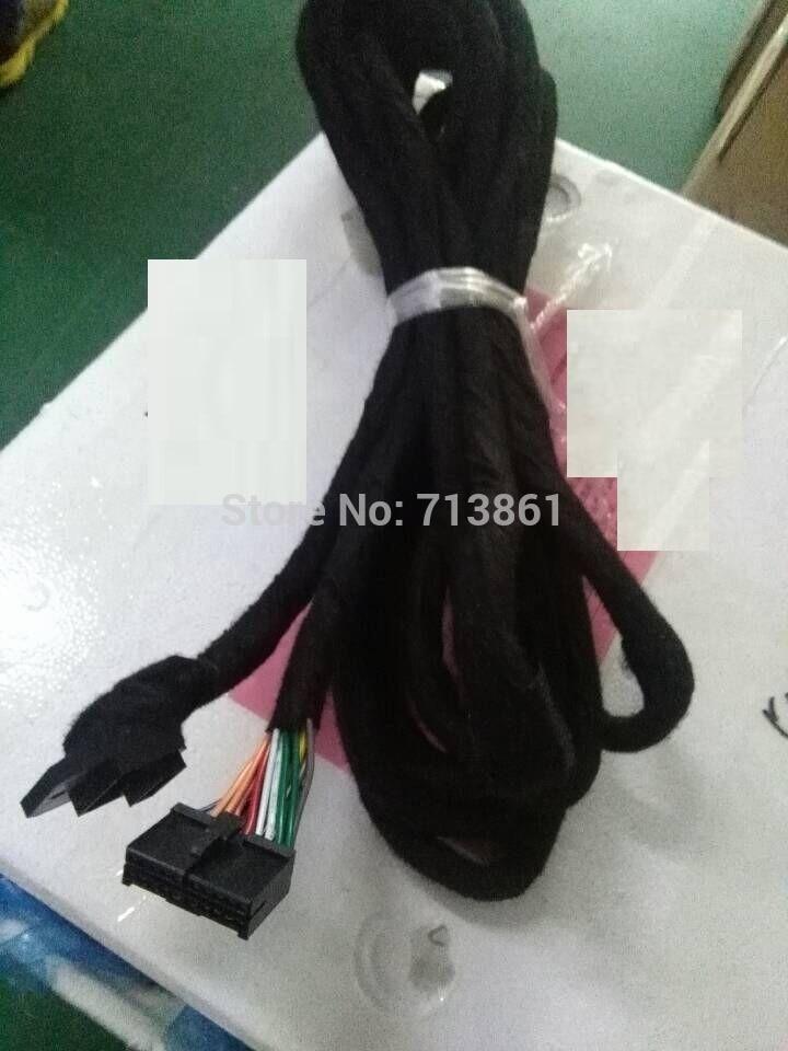 Бесплатная доставка для 6 М длинные кабели для BMW E46 M3 M39 для Range Rover от TONGTAI компания только