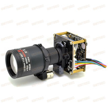 5-50mm AutoFocus Zoom WDR IP Camera Module Starlight 2MP Sony IMX290 Hi3516A CCTV Smart Security IPC PCB Board SIP-E290AML-0550(China)