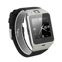 Fashion Aplus Smart Watch GV18 Support SIM Card NFC Pair Bluetooth 3.0 Smart Clock 550mAh Battery Long Duration SmartWatch