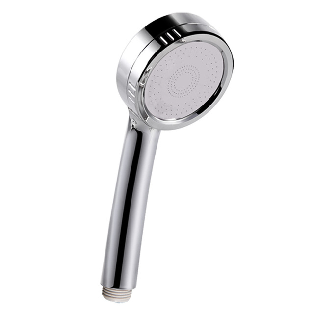 JOMOO Shower Head Water Saving Round ABS Chrome Booster Bath ...
