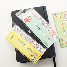Memo-Pad Notepad Paper Sticky-Notes Writing Cartoon Cute Stationery Office-Supply School