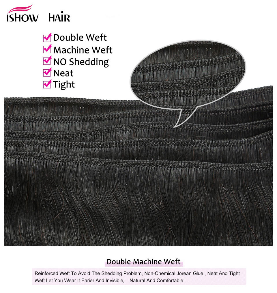 Straight Hair Weave 22
