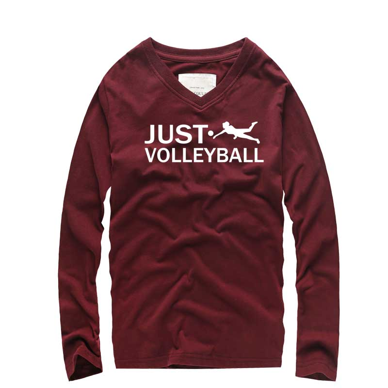 Ստեղծագործական դիզայն VOLLEY BALL Տպել - Տղամարդկանց հագուստ - Լուսանկար 3