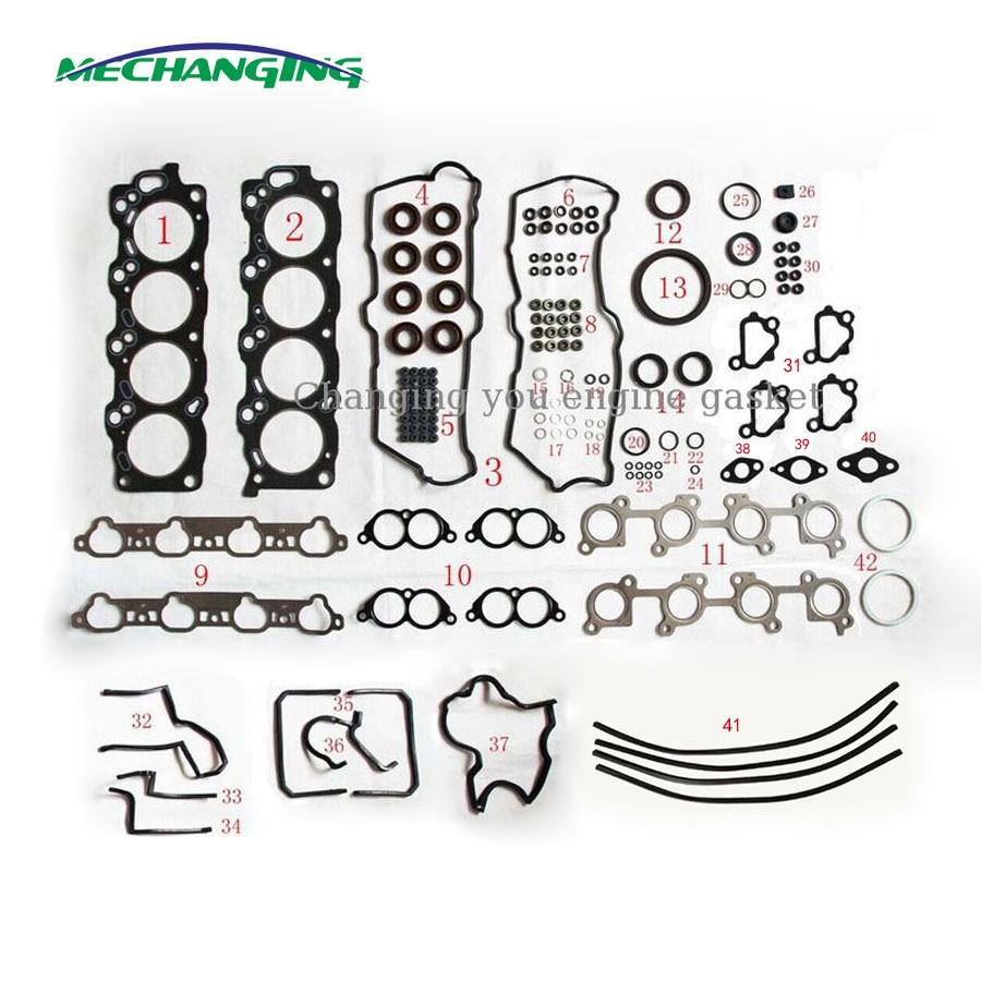 FOR LEXUS LS 400 FOR TOYOTA CROWN 1UZFE 1UZ Engine Rebuild Kits Auto Parts Automotive Spare