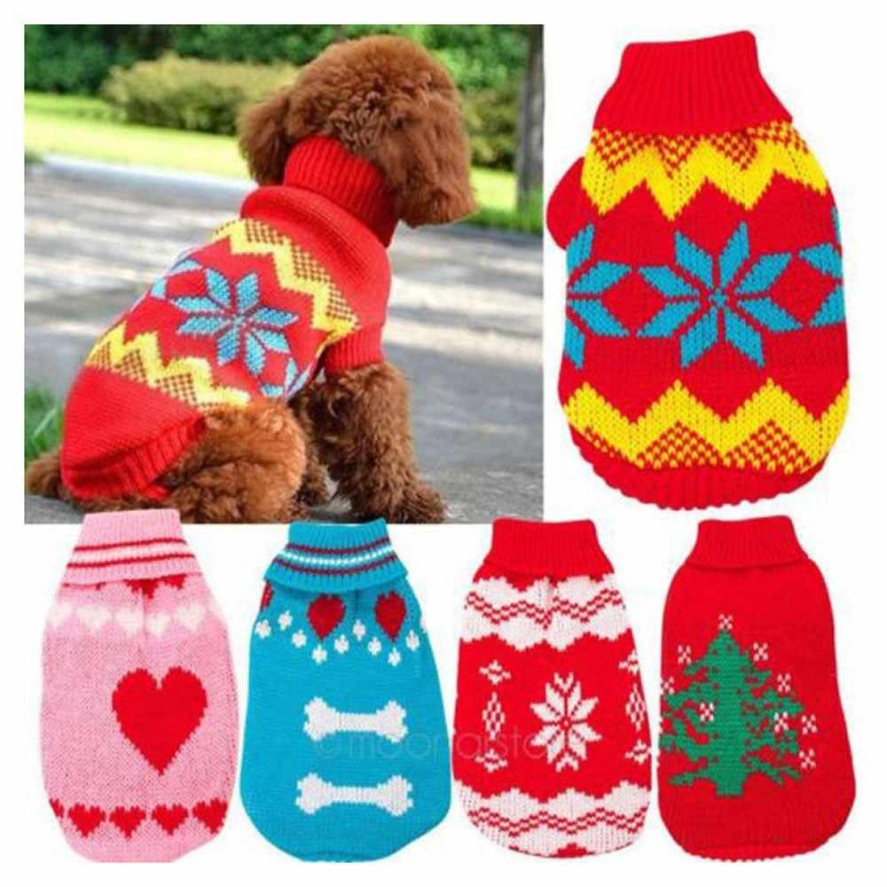 1 шт. разные цвета! Новые Симпатичные модные стильные удобные собака кошка свитер одежда свитер с капюшоном одежда трикотаж
