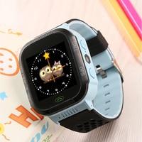 Kids GPS Tracker Smart Watch SOS Call location recorder alarm Anti lost sensor children school boy girl watches electronic Q528