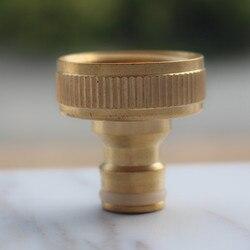 5 шт./упак. 1 дюймов женский конец шланга адаптер Быстрый Couling коснитесь разъем орошения микроорошение для сада X136