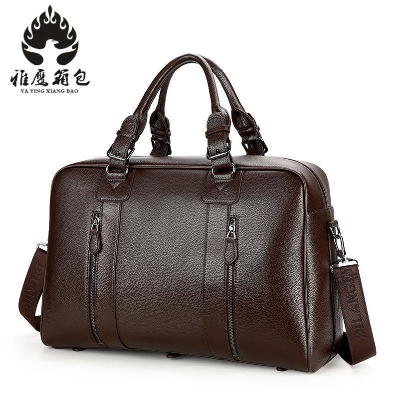 Brand Pu Leather Men Bag Casual Business Leather Mens Messenger Bag Fashion Men's Crossbody Bag Bolsas Male