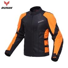 ДУХАН Orange Мотоцикл Moto Jaqueta Летом Тело Броня Мотоцикле Moto Куртки С 5 ШТ. Протектор Передач Ml XL XXL