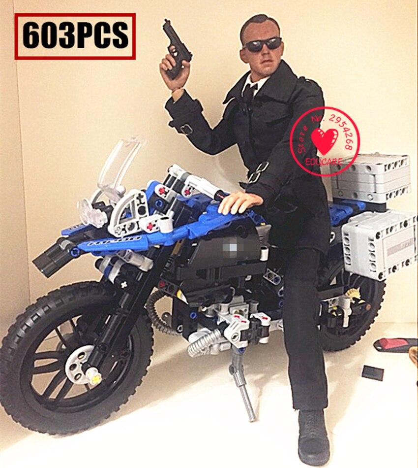 3369 technic 42063 Off-road Motorcycles model Building Blocks Brick Educational Toys compatiable legoes technic kid gfit boy элтон джон elton john goodbye yellow brick road deluxe edition 2 cd