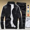 Style2016 novo influxo de inverno dos homens hoodies dos homens casuais gola bordada maré casaco masculino Dos Homens de Roupas masculinas Causl