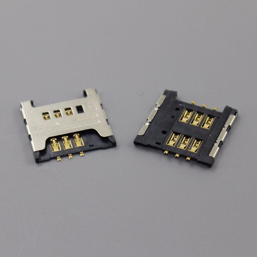 bilder für 100 STÜCKE sim-kartenhalter für samsung Note N7000 i9000 I9003 S5360 C3300 W799 S5690 i8700 I5500 s5360 s5570, KA-068