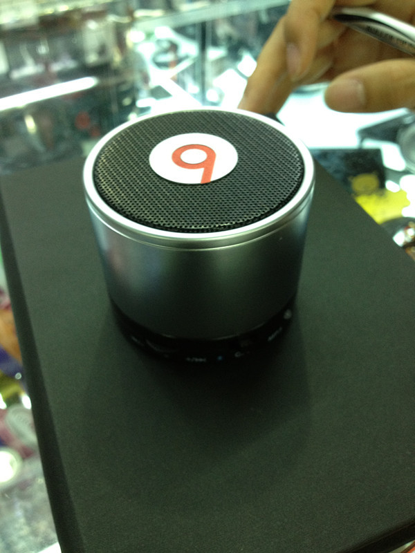 Registered post free shipping Stereo Wireless Bluetooth Portable Mini Speaker for mobile phone MP3 PC