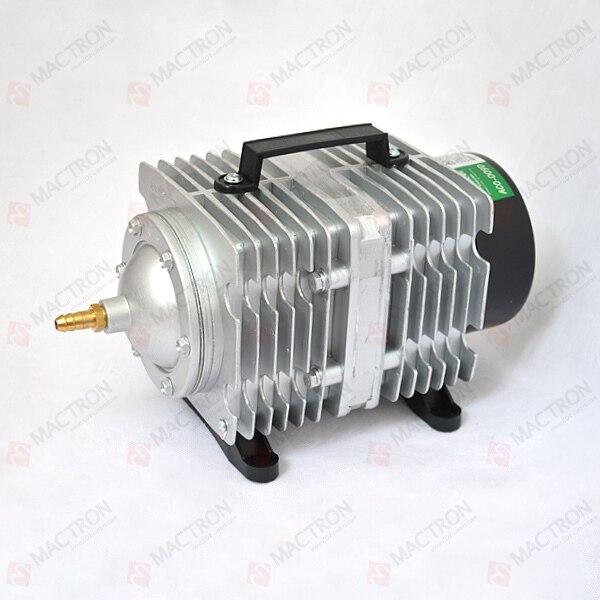 135 Вт Воздушный компрессор/насос для со2-лазера AC110V