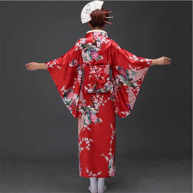 Harajuku femmes hauts et chemisiers imprimer longue chemise Kimono Vintage laçage japon traditionnel Long Cardigan blusas vêtements coréens