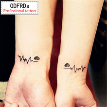 (Min Order $0.5) Waterproof Temporary Tattoo Tatoo Henna Fake Flash Tattoo Stickers Taty Tatto Style SYA145