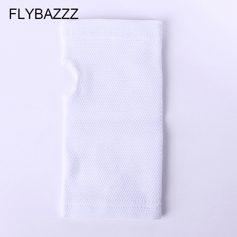 FLYBAZZZ 1PCS High Quality Volleyball Exercise Hand Brace Palm Support Pad Gym Accessories Yoga Fitness Wrist Brace freeshipping