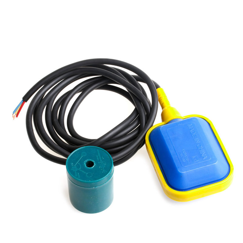 250V Float Switch Liquid Fluid Water Level Controller Contactor Sensor Apparatus Nice Gifts mj uqk 6 mini submersible pump with float switch small flow high chemical resistance oil tank level switch liquid level sensor