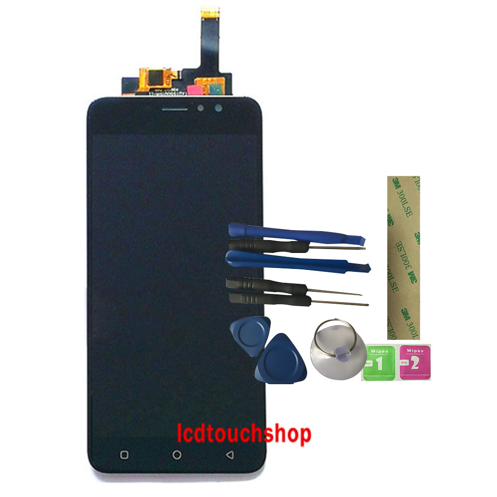 RYKKZ For TTCT055523 Touch Screen With LCD Display TXDT550QYPA-115V2 Digitizer Assembly Replacement With ToolsRYKKZ For TTCT055523 Touch Screen With LCD Display TXDT550QYPA-115V2 Digitizer Assembly Replacement With Tools