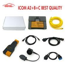 Для BMW ICOM А2 до н. Э. Рекламная цена ICOM A2 ПЛЮС Abc для BMW ICOM A2 + B + C Диагностики и утилите для Программирования DHL Бесплатно доставка