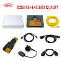 MEJOR precio ICOM A2 Para BMW ICOM A2 BC Promocional MÁS Bc para BMW ICOM A2 + B + C de Diagnóstico y Programación DHL Libre gratis