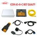 MELHOR Para BMW ICOM A2 B C ICOM A2 preço Promocional MAIS B C para BMW ICOM A2 + B + C Diagnostic & Programação DHL Livre grátis