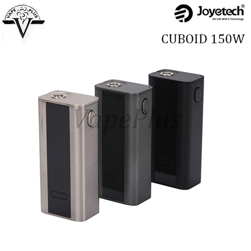 original Joyetech Cuboid 150w box mod huge vape mod TC 150W with OLED Screen Temp control