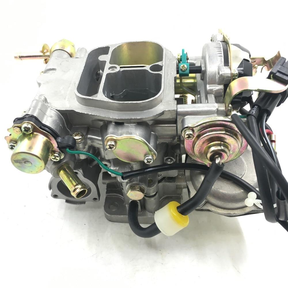 SherryBerg carburetto carby carb vergaser Carburetor For Toyota 3Y Engine 21100-73040 / 2110073040 good quality цена