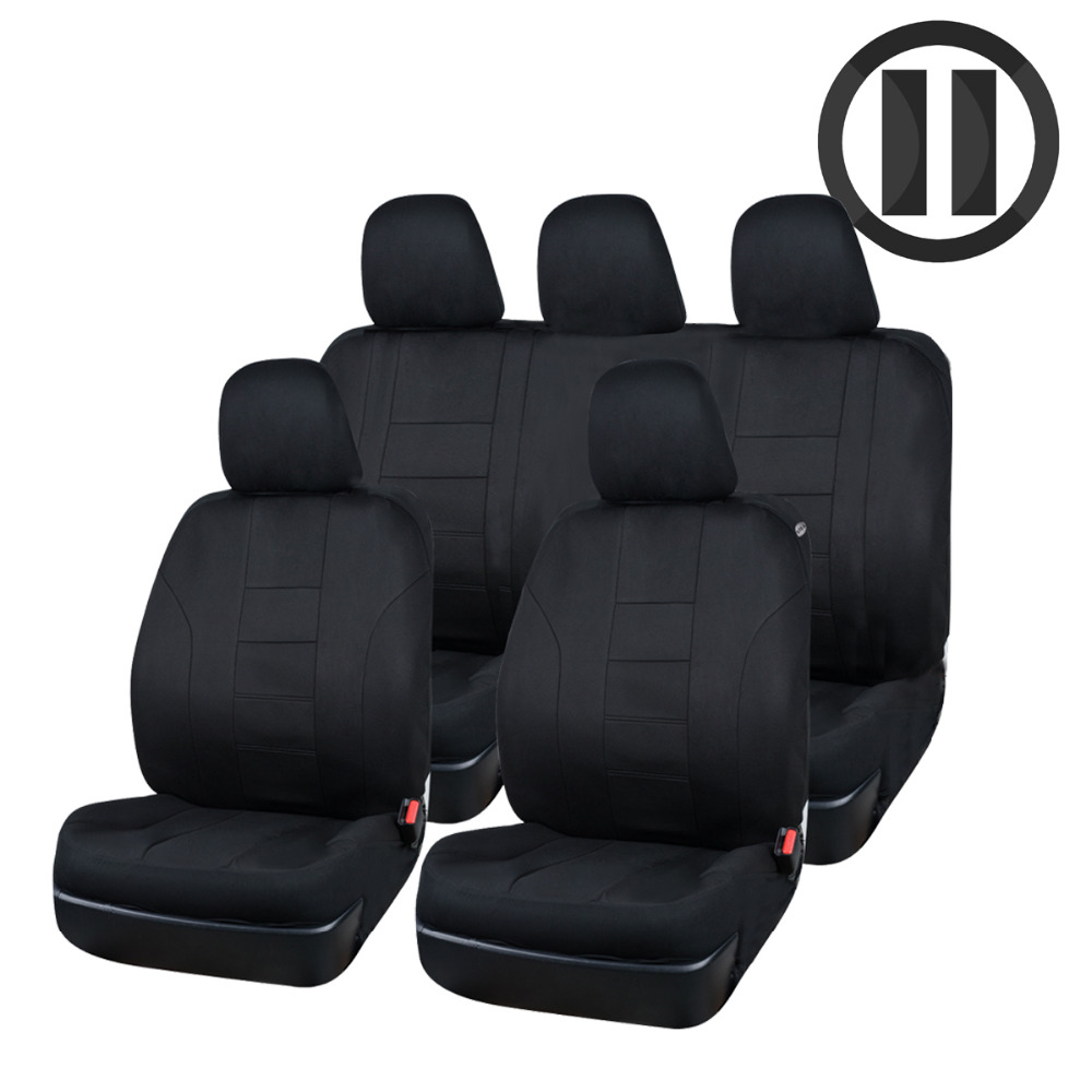 Aliexpress com buy car pass car seat covers double composite seat cover 5 color car interior accessories universal car seat protector from reliable car