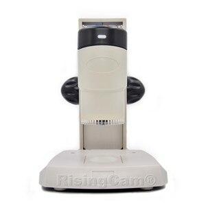 Image 3 - 2 في 1 USB 2.0mp يده انفصال الرقمية فيديو مجهر ستيريو البيولوجي مع وظيفة القياس