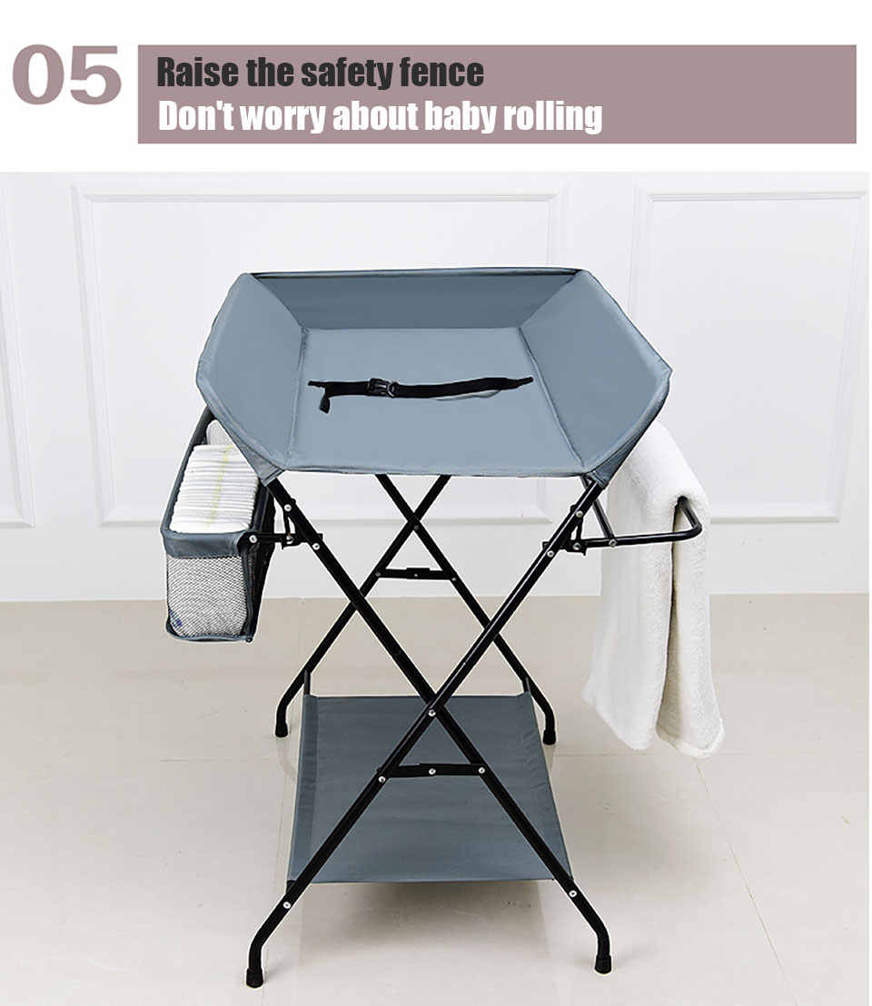 - IMBABY Baby Changing Table Newborns Diaper Changing Tables