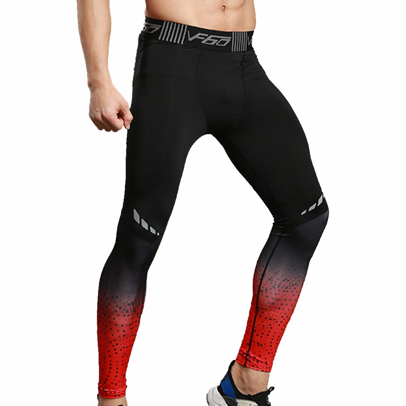 Vertvie Plus Large Size Men Pants Sweat Fitness Sports Gym Tight Leggings For Fitness Running Jogging Breathable Men Sportswear