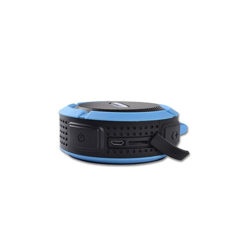 FUU C6 Altavoz Bluetooth impermeable Altavoz inalámbrico Altavoz - Audio y video portátil - foto 3