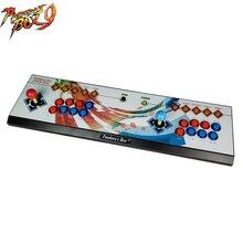 New arrival mini game machine console with multi games 1500 in 1 board, Pandoras Box 9 DIY video fighting