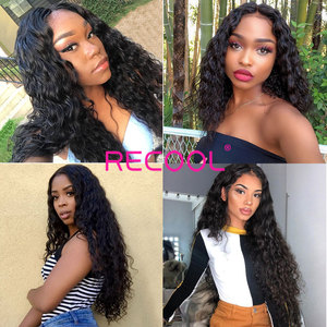 Image 5 - Recool שיער מים גל חבילות ברזילאי שיער Weave 1/3/4 חבילות צבע טבעי שיער טבעי חבילות רמי שיער תוספות