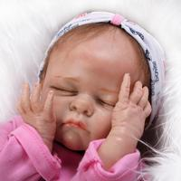 High-end silicone reborn baby doll toys