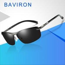 dcc55da0a Óculos de Sol dos homens Polarizados Mudança de Unidade de Lentes de Proteção  uv Óculos De