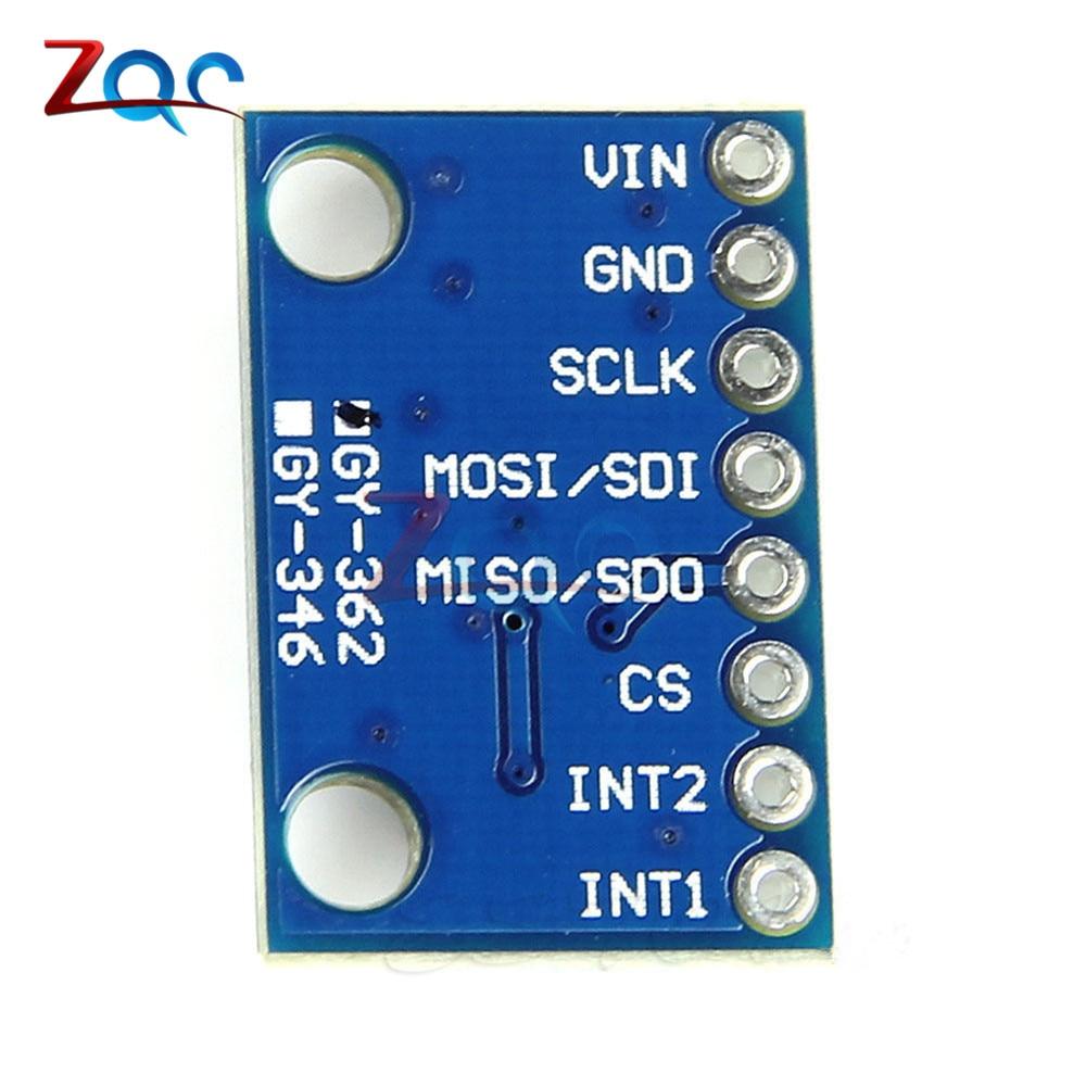 ADXL362 Digital Sensors Acceleration Module AVR ARM MCU for Arduino