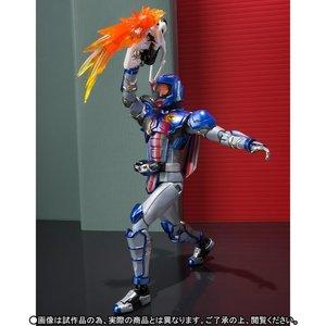 "Image 3 - Original BANDAI Tamashii Nations S.H.Figuarts (SHF) Exclusive Action Figure   Kamen Rider Mach chaser from ""Kamen Rider Drive"""