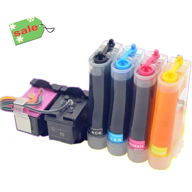 Ciss Replacement For Hp 61 61xl Ink Cartridge Deskjet 1050