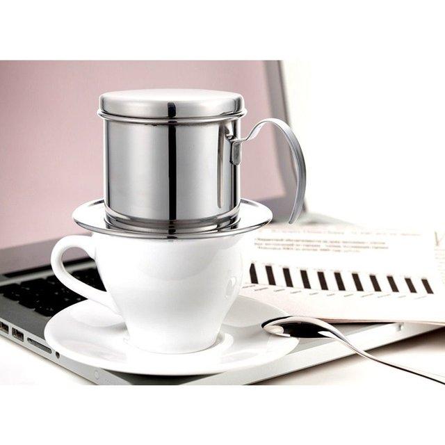 Stainless Steel Vietnam Coffee Maker