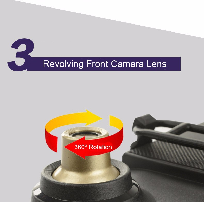 Jansite 1080P Car Dvr Blue Review Mirror Dual Lens Car Camera two cameras Loop record Recorder Auto Registrator Camcorder 11